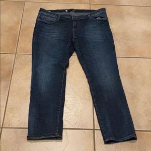 Gently used KUT from the kloth jeans